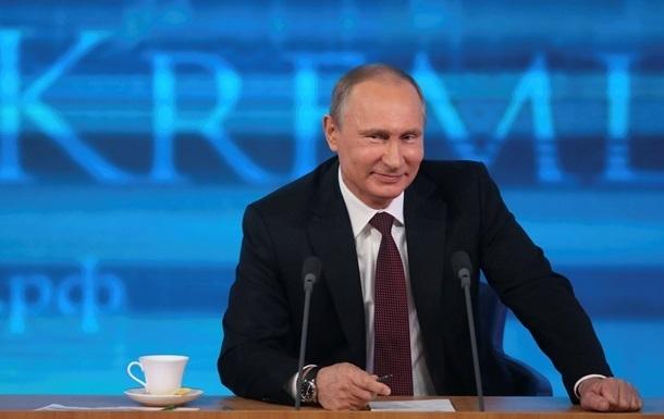 Путин предложил ЕС два пути решения  проблем  транзита российского газа