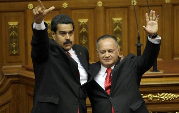 В Венесуэле пытались убить спикера парламента
