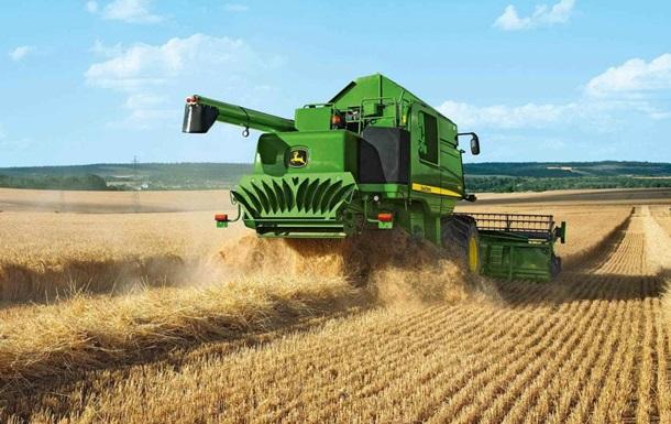 Инвестиции в сельское хозяйство Украины упали на 13%