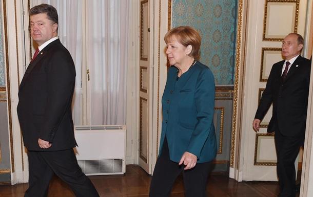 Путин заверил, что не хочет разделения Украины – Кэмерон
