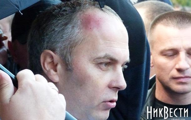 Оппозиционный блок  прокомментировал инцидент с Шуфричем в Николаеве