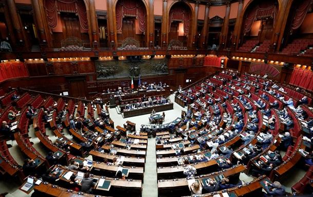 В итальянском парламенте появятся  Друзья Путина