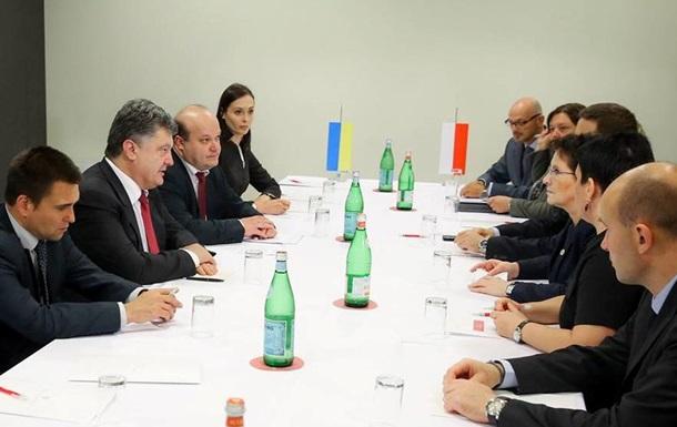 Польша поможет Украине с децентрализацией и Антикоррупционным бюро