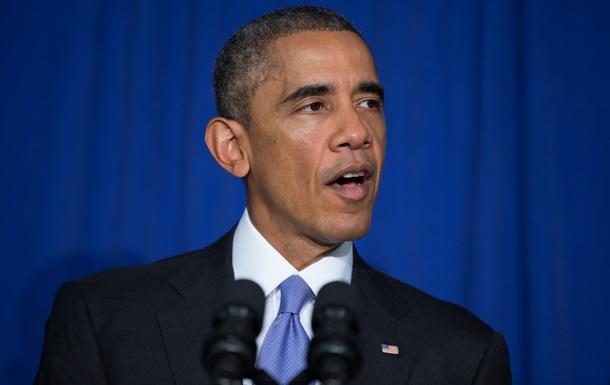 Кредитную карту Обамы заблокировали