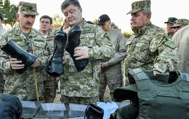 Украина готова продолжить войну, если кто-то нарушит перемирие – Порошенко