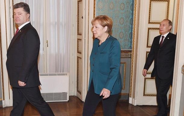 Порошенко: Путин будет следовать минским соглашениям