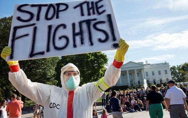 У Обамы просят увеличить финансирование борьбы с Эболой
