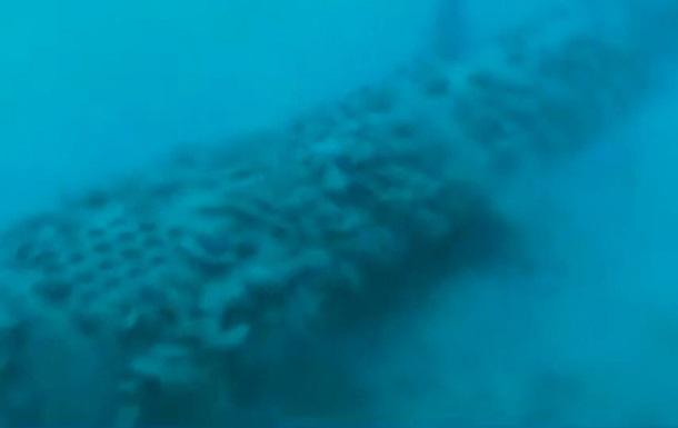 У берегов Крыма найдена подлодка времен Первой мировой