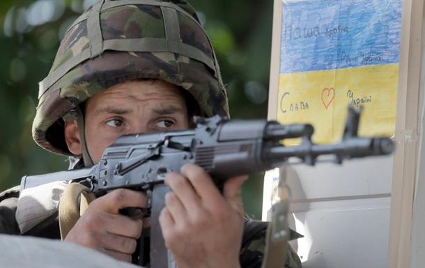 Минобороны сообщает об уничтожении танка сепаратистов под Смелым
