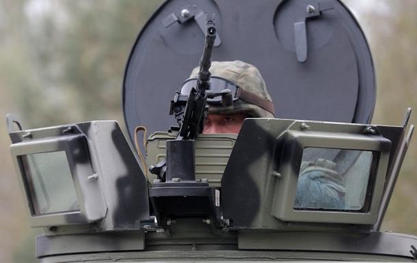 При обороне блокпоста возле Смелого погибли несколько силовиков