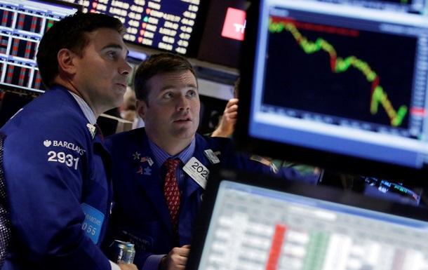 На биржах США был зафиксирован рост основных индексов