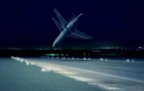 В сети появилась реконструкция авиакатастрофы во Внуково