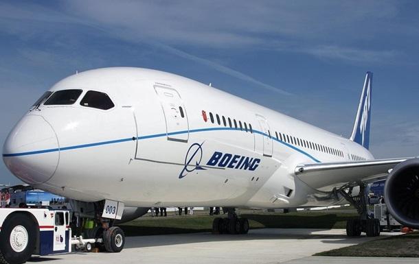 Корпорация Boeing открыла представительство в Украине