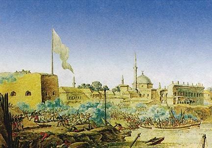 Штурм фортеці Ізмаїл.