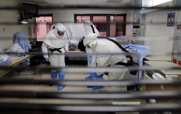 В Мали двухлетняя девочка умерла от лихорадки Эбола