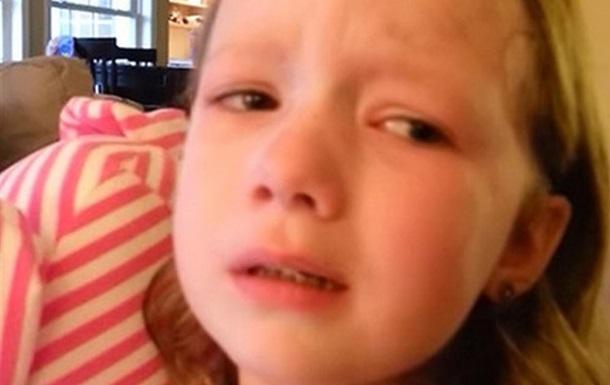 Обама довел до слез американскую девочку
