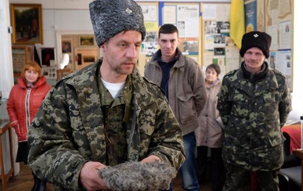 Козак Гаврилюк - кандидат на выборы 2014 от партииНародный Фронт