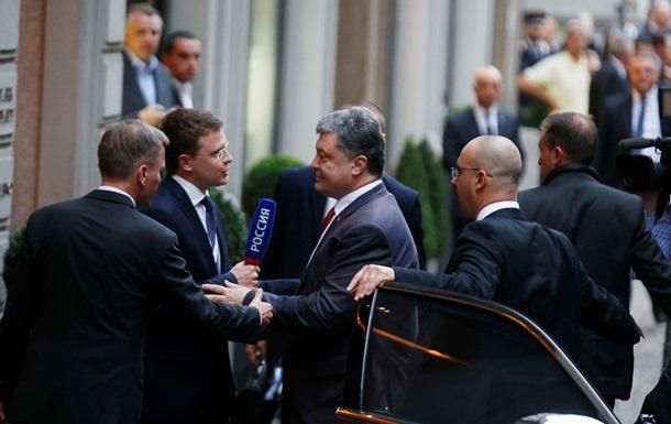 Корреспондент: Контакты с Москвой в новых условиях