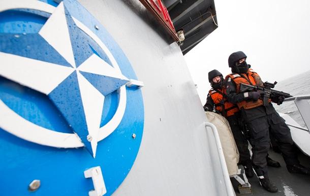 Латвия хочет создать у себя военно-морскую базу НАТО