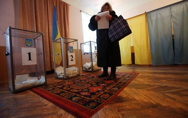 Народный Фронт обошел Блок Порошенка по результатам выборов 2014