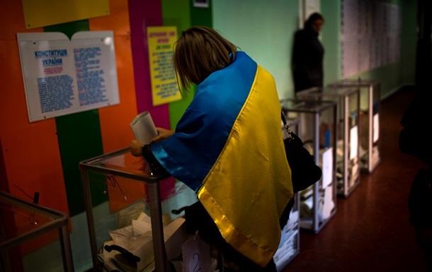 Народный Фронт лидирует по результатам выборов 2014