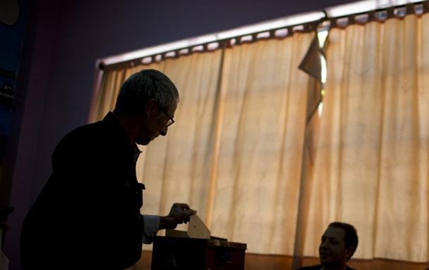 Первый тур президенстких выборов в Уругвае победителя не выявил