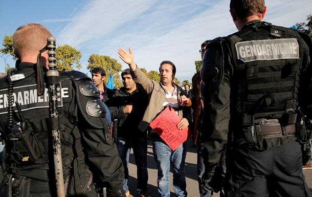 Во Франции вспыхнули беспорядки после смерти демонстранта