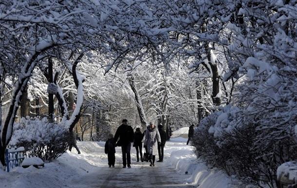 Смена климата. Россию ожидают 35 лет холодных зим
