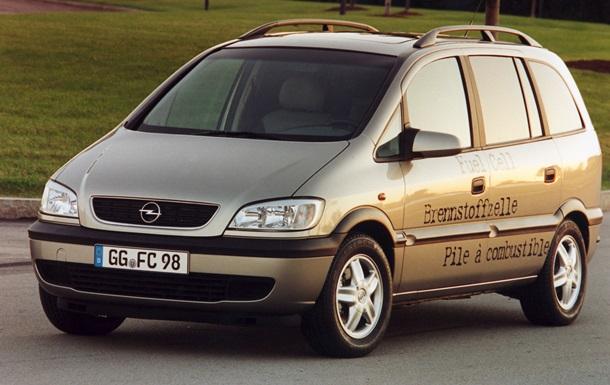 Opel превратит минивэны Zafira и Meriva в кроссоверы