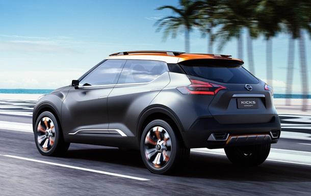 Nissan показал новую модель