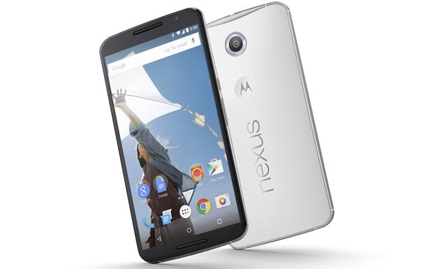 Продажи смартфона Nexus 6 бьют все рекорды