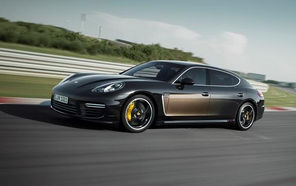 Porsche выпустил эксклюзивный Panamera за 250 тысяч евро