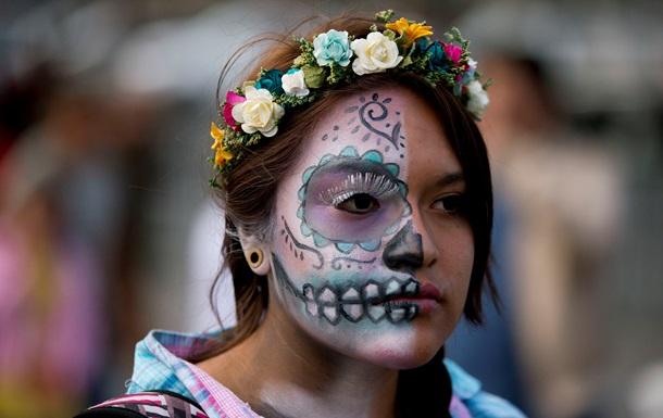 У Мексиці відзначають День мертвих