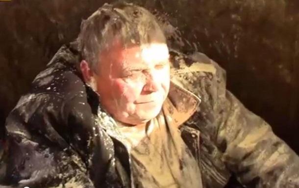 Криворожане провели  мусорную люстрацию  в Днепропетровске