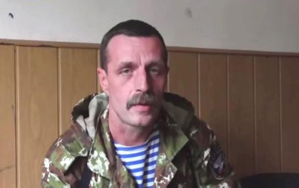 Горловский полевой командир Безлер ушел в отставку - блогеры