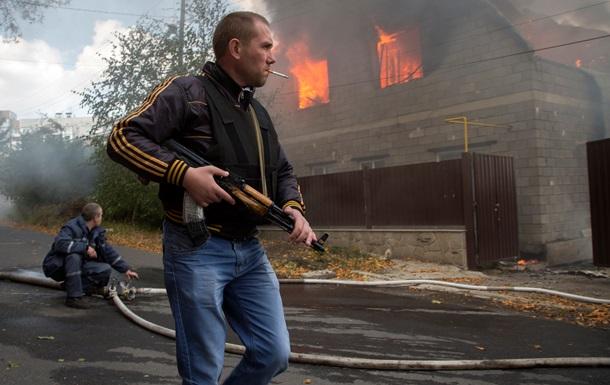 СБУ заявляет о задержании в Киеве шести особо опасных диверсантов