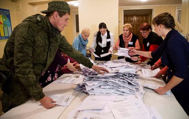 В США осудили выборы в ДНР и ЛНР