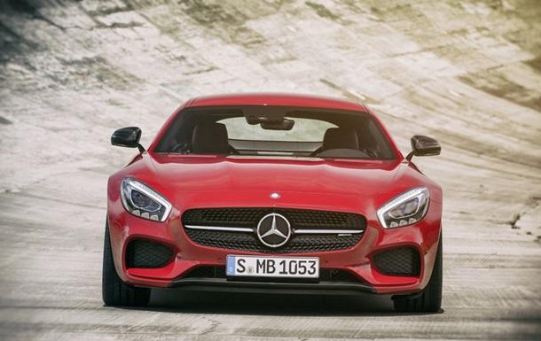 Новый Mercedes раскупили на полтора года вперед