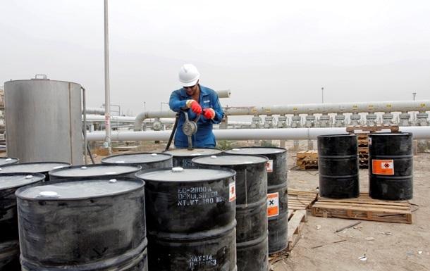 Цена на нефть упала до нового минимума за пять лет
