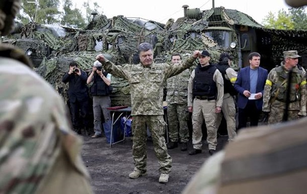 Порошенко подарит Донбасс Путину?