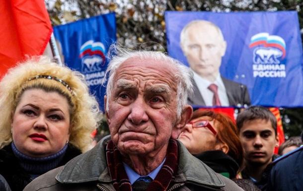 В Крыму провели российский День народного единства