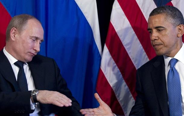 В Белом Доме не подтвердили информацию о возможной встрече Обамы и Путина