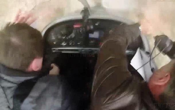 Авиакатастрофа под Владимиром запись c видеорегистратора
