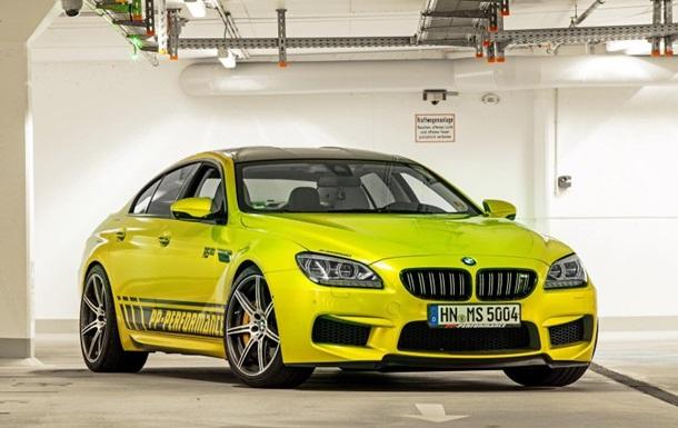 Немецкие тюнеры сделали из BMW M6 самую быструю  шестерку  в мире