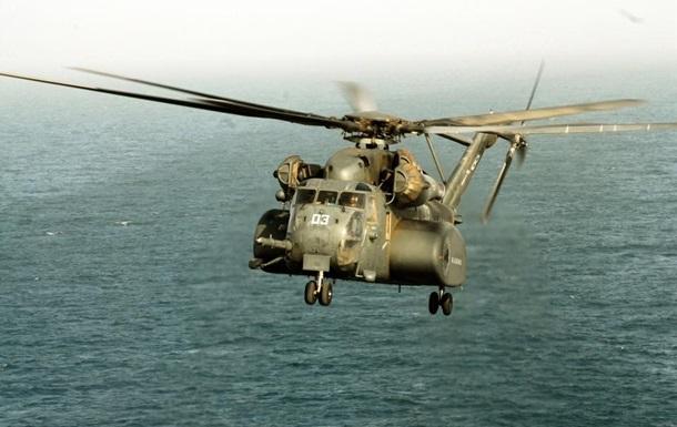 В Айдахо разбился вертолет Нацгвардии США