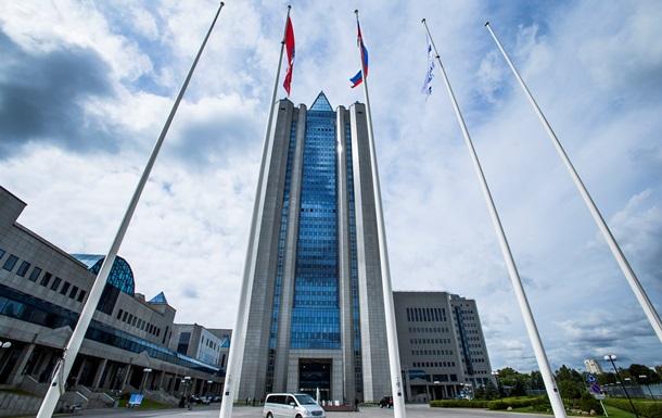 Газпром выставил Украине счет за поставки газа в ноябре