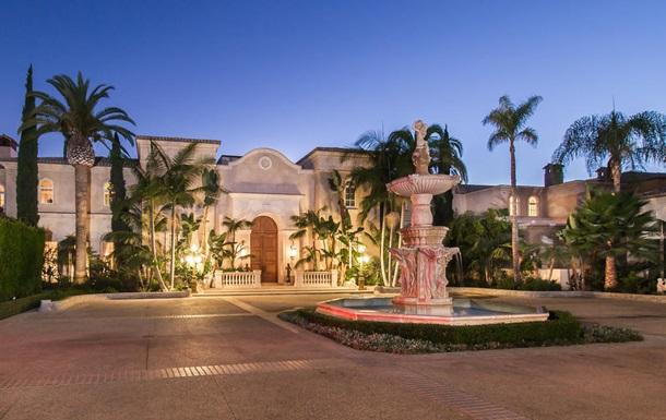 Дорогие дома в самом богатом районе Лос-Анджелеса