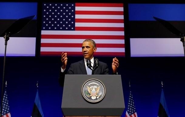 Обама: Действия РФ в отношении Украины говорят о важности единства в Европе