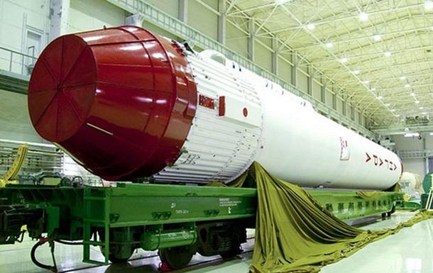 В России собрали тяжелую ракету-носитель Ангара