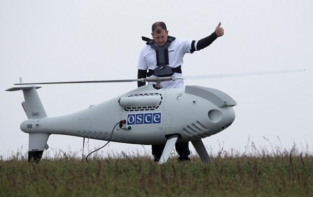 ОБСЕ отказывается от беспилотников на Донбассе из-за нападений сепаратистов